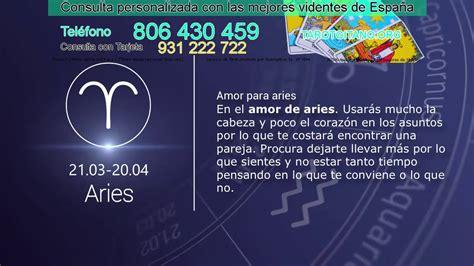 Aries Horóscopo diario gratis del dia de hoy 05 10 2016 ...