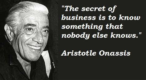 Aristotle Onassis s quotes, famous and not much   Sualci ...