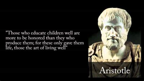 Aristotle quotes video   YouTube
