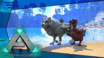 Ark: Annunaki Genesis ~ S3 Ep 5 ~ BIONIC DIREWOLF & BIONIC ...