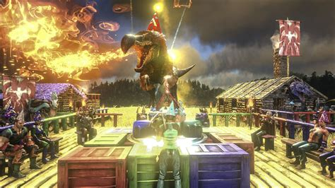 ARK: Awesome Anniversary   Official ARK: Survival Evolved Wiki