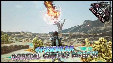 ARK Comandos | Como Spawnear los Orbital Supply Drop ...