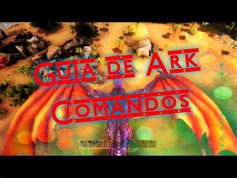ARK COMANDOS PARA PINTAR DINOSAURIOS Y SPAWNEAR EN PS4 ...