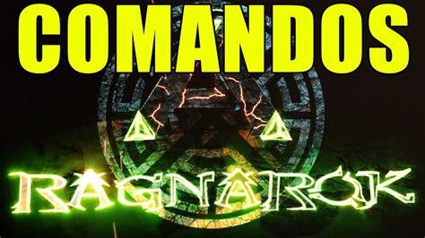 ARK COMANDOS RAGNAROK | COMO SPAWNEAR TODAS LAS CRIATURAS ...