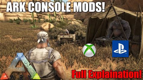 ARK   CONSOLE MODS!   FULL EXPLANATION   ARK UPDATE!  XBOX ...