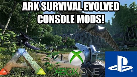 ARK: CONSOLE MODS!   FULL EXPLANATION   RELEASE DATE AND ...