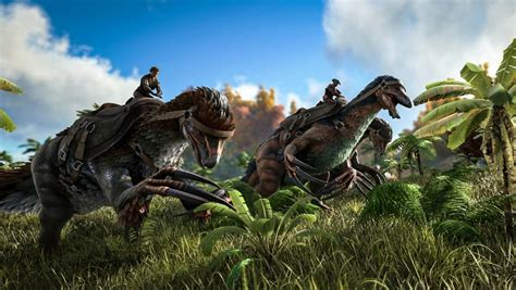 Ark dinosaurs: the best dinos to tame in Ark: Survival ...