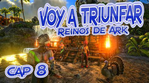 ARK EL MEJOR ABOGADO DE TODO ARK cap 8 REINOS DE ARK   YouTube