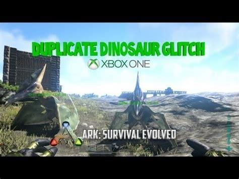 ark Evolved Duplicate Dinosaurs Glitch Still Working   YouTube