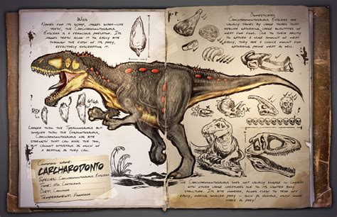 Ark Fan Dossier  Lets get this to be official!  : arkps4