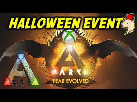 ARK Fear Evolved Event On Xbox One   Centre Patch Notes ...