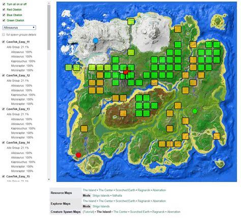 ark.gamepedia.com   Interactive Map Tweaks   FreeStyler.WS