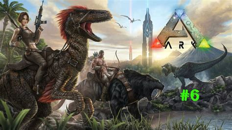 Ark Gameplay Español #6   YouTube