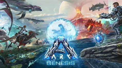 ARK Genesis DLC Item ID Commands