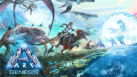 ARK: Genesis   Official Part 1 Expansion Pack Reveal ...