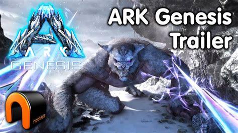 ARK GENESIS Trailer New Paid DLC   YouTube