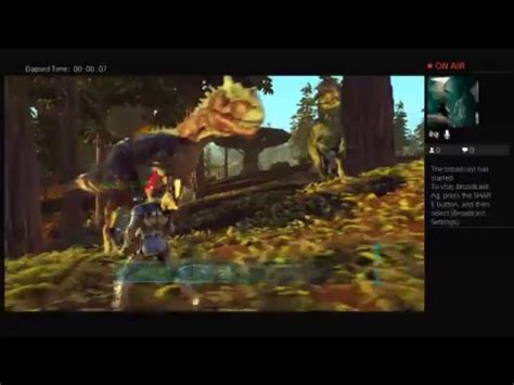 Ark how to spawn in any level dino with a simple command ...