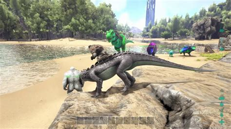 Ark how to spawn in dinos on PS4 Admin Commands   YouTube