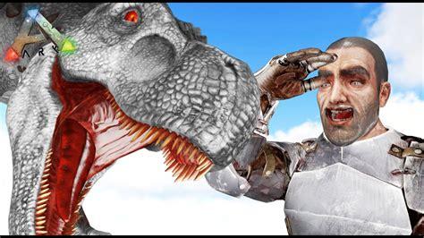 ARK   LOS NUEVOS ANIMALES DE ARK!! :D   Nexxuz   YouTube