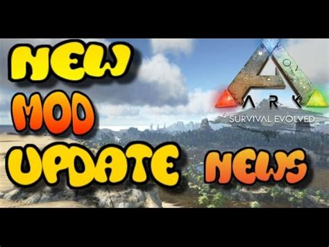ARK NEWS: Xbox One/PS4 MODS COMING SOON?   YouTube