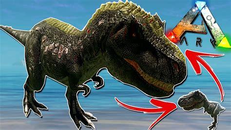 ARK NUEVO COMANDO SUPER GUAPO!! DINOS BEBÉ PS4/XBOX/PC Ark ...