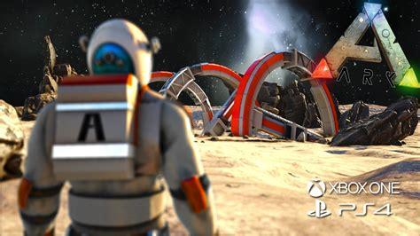 ARK NUEVO MOD Espacio Exterior PS4 ARK: Survival Evolved ...