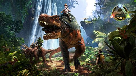 ARK Park :: Snail Games Reveals the Future of the ARK ...