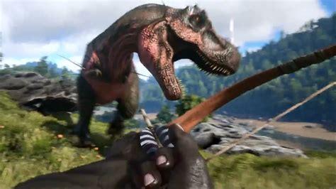 ARK Park TRAILER 2017 Dinosaurs Game 2017 PS4 VR   YouTube