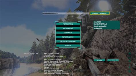 Ark PS4 Admin Command Waffen Munition Cheats   YouTube