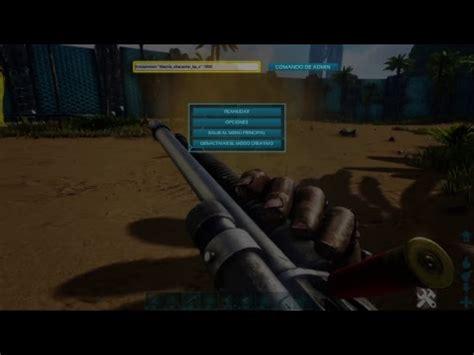 ARK PS4   comandos de dinos de scorched Earth   YouTube