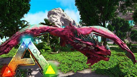 ARK PS4 COMANDOS SPAWNEAR WYVERN | ARK SURVIVAL EVOLVED ...