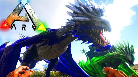 ARK PS4 RAGNAROK COMANDO SPAWNEAR EL NUEVO MODELO ICE ...