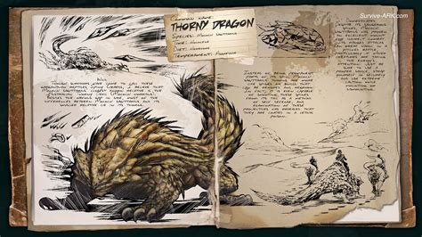 ARK: Scorched Earth Dossiers   Survive ARK