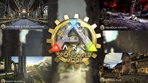 ARK: SPONSORED MODS CONFIRMED!   PC/XBOX/PS4!   MOON ...