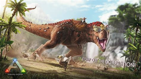 ARK: State of the Game | Animales prehistóricos, Animales ...