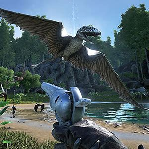 ARK: Survival Evolved Brings Official Mods to Xbox One ...