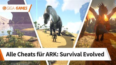 ARK   Survival Evolved: Cheats und Item IDs für PC, PS4 ...