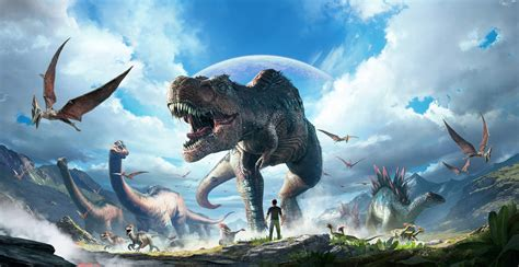 ARK Survival Evolved Color ID Chart Dinos Regions   A New ...