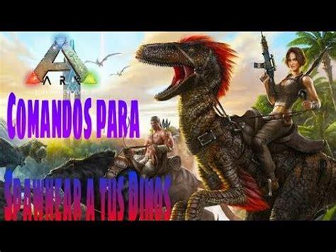 [ARK] Survival Evolved Como spawnear Dinosaurios [Xbox One ...