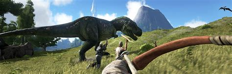 ARK Survival Evolved: Dinosaurios y supervivencia. Video ...