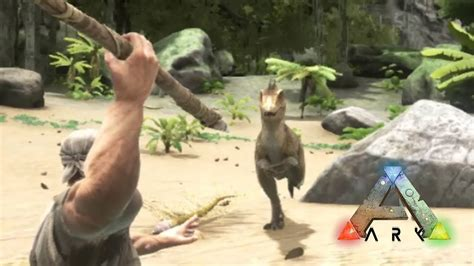 ARK SURVIVAL EVOLVED ESPAÑOL GRAFICOS EN EPICO PS4 XBOX ...