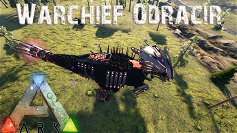 ARK Survival Evolved   Fighting the Epic Warchief Odracir ...