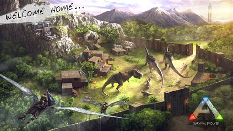 Ark: Survival Evolved Free Download   Full Version Game!