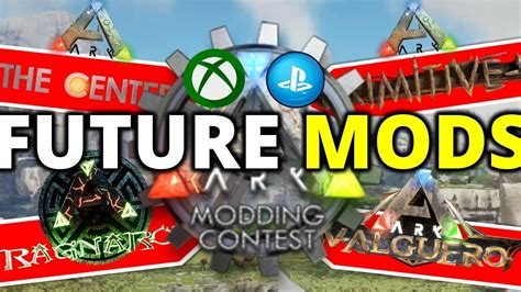 ARK SURVIVAL EVOLVED FUTURE MODS ON Ps4/Xbox? Modding ...