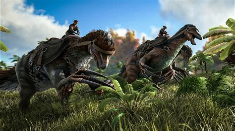 Ark: Survival Evolved Gets a Launch Trailer With Crazy ...