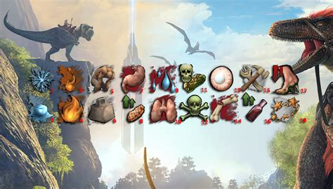 Ark Survival Evolved Guia para Iniciantes, significado dos ...