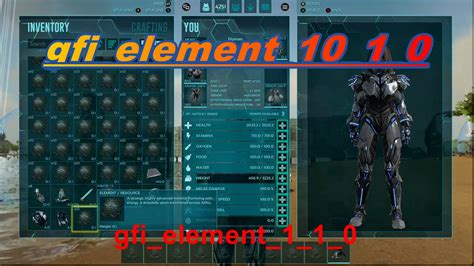 Ark Survival Evolved how to spawn element using gfi ...