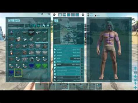 Ark Survival Evolved How To Spawn Items with no ID, no ...