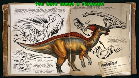 ARK: Survival Evolved   How to Tame Your First Dinosaur ...