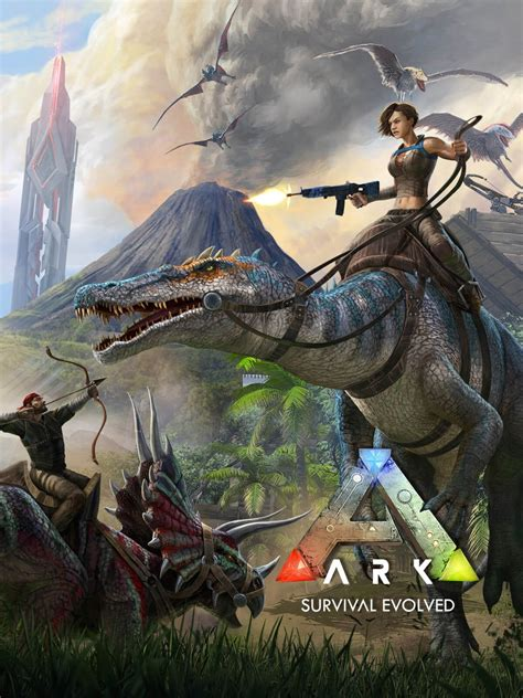 ARK: Survival Evolved is currently free on Epic Games ...